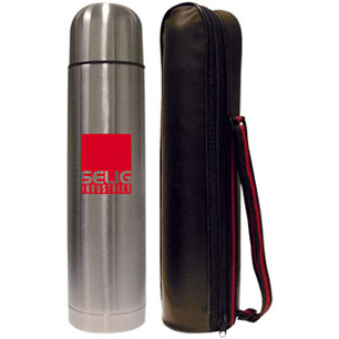 NTM009 - 16 oz. Stainless Steel Thermos